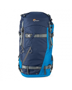 Lowepro Powder BP 500 AW Backpack - Midnight Blue / Horizon Blue