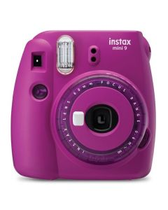 Fujifilm Instax Mini 9 Instant Camera with 10 Shots - Ice Blue