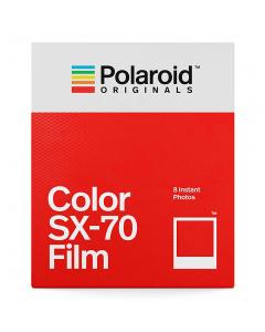 Polaroid Originals SX70 Color Film Pack (8 Shots)