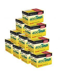 10 x Kodak T-Max 400 Professional Film 135 (36 Exp)