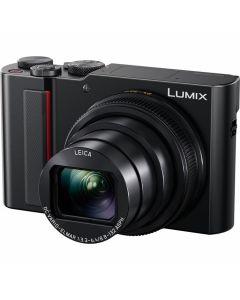 Panasonic Lumix TZ200 Digital Camera - Black