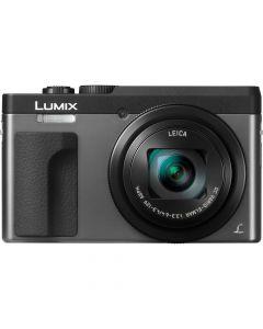 Panasonic Lumix TZ90 Digital Camera - Silver