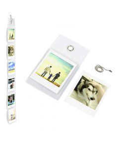 Square Wall Album for Fujifilm Instax SQUARE Film (Holds 6 Photos)