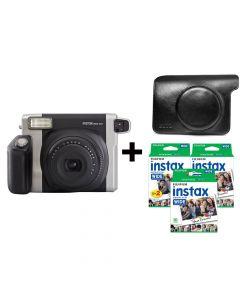 Fujifilm instax Wide 300 Camera + 50 Pack Film + Case