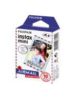 Fujifilm Instax Mini AIRMAIL Film (10 Shots)