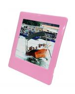 Square Photo Frame for Fujifilm Instax SQUARE Film (Pink)