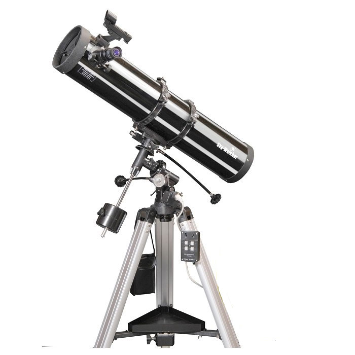 Sky-Watcher Explorer-130M EQ2 Motorised Newtonian Reflector Telescope