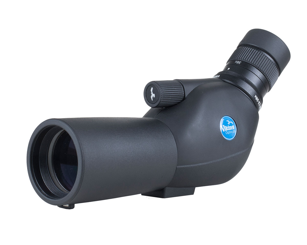 Viking Swallow 12-36x50 Spotting Scope