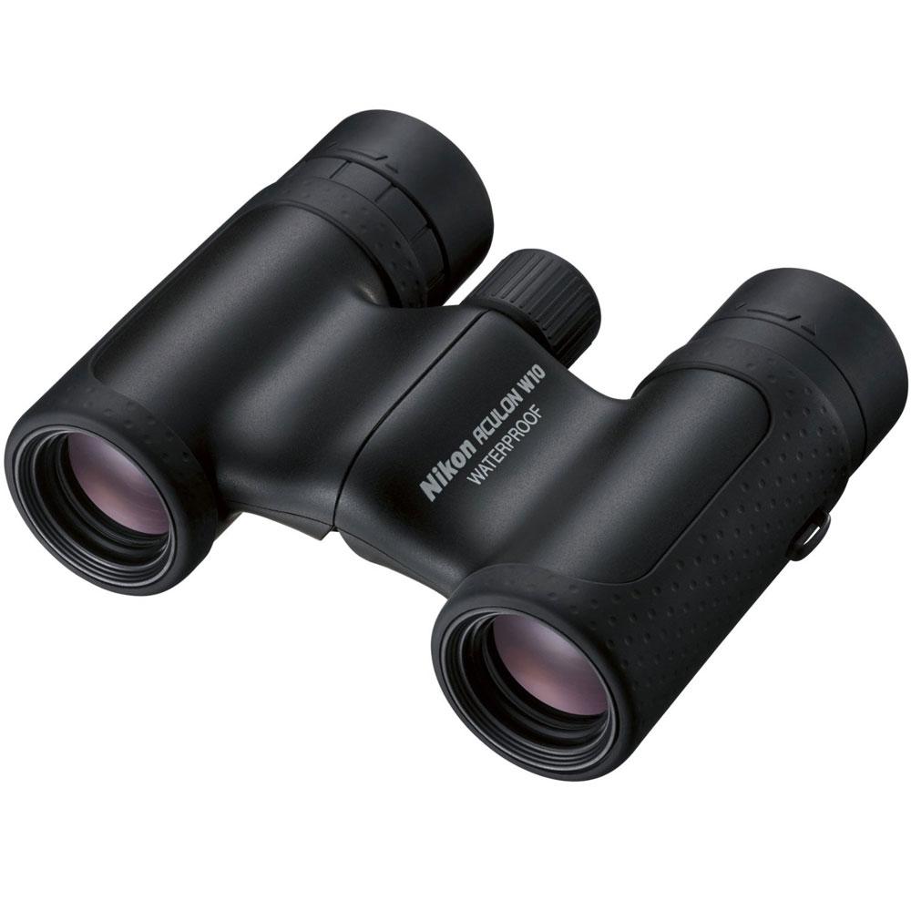 Nikon Aculon W10 10x21 Binoculars - Black