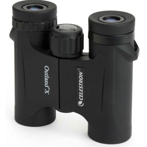 Celestron Outland X 10x25 Binocular Black